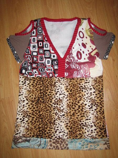 Mixshirt gemixt