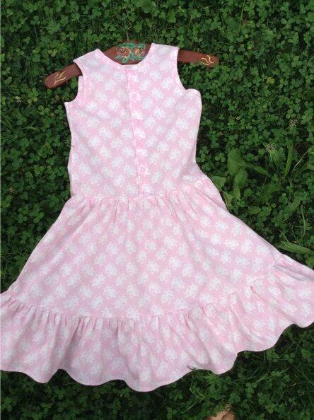 Kleid Rahel von zierstoff
