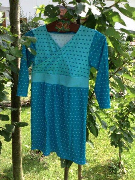 Kleid Martha lang von Zierstoff
