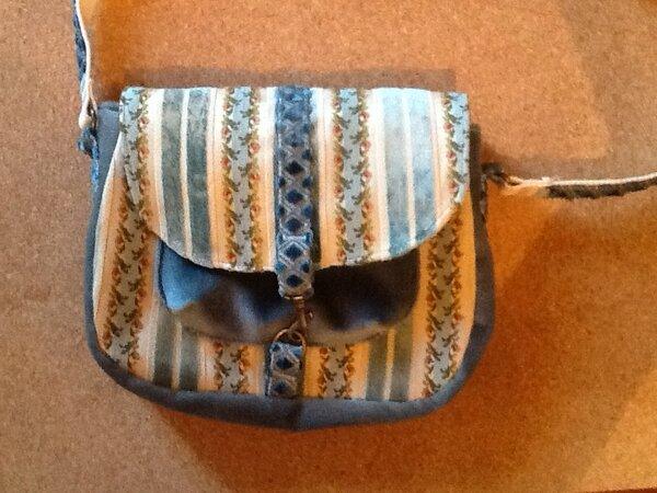 Tasche Marie -tolle Taschen selbst genäht