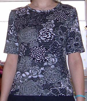 Schnelles T-Shirt
