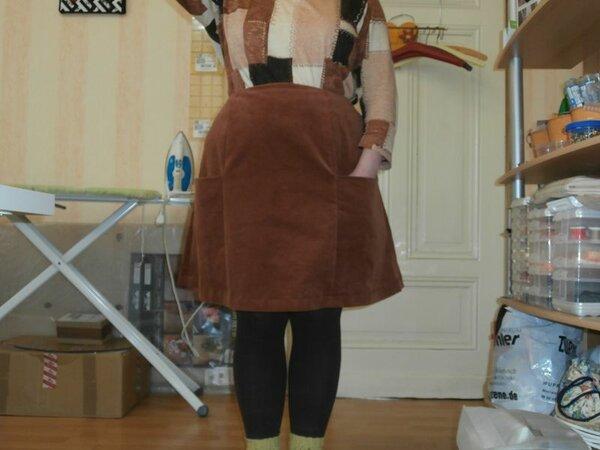 Perfect Pocket Skirt
