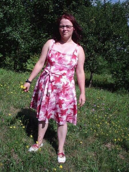 Kleid 2. versuch