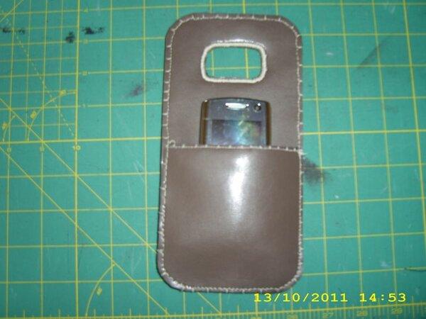 Handyladestation / Handyladetasche