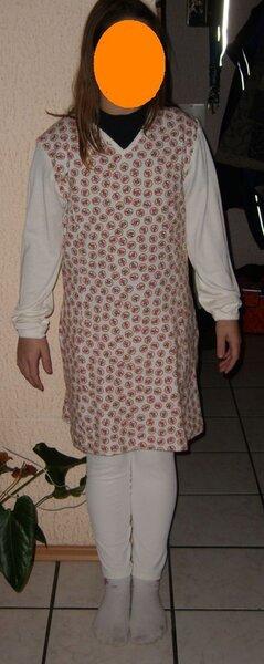 Schlafkombi /Nachthemd  in Gr. 176