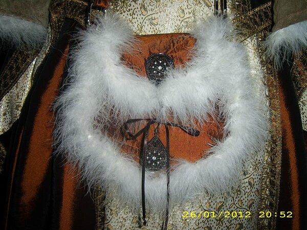 Tasche zum Kostüm MCCalls 6097