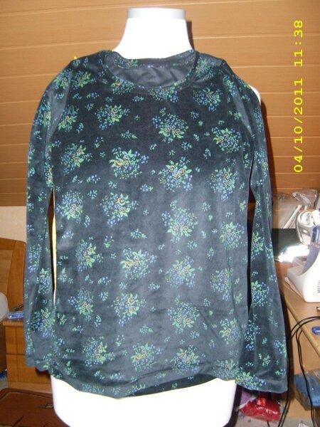 Langarm-Shirt Gr. 32/34