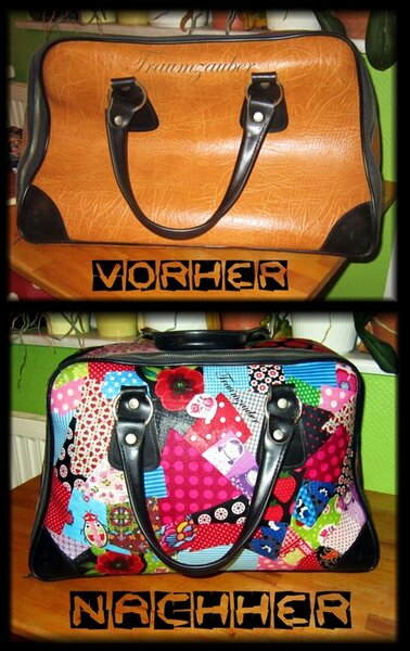 Taschen-Upcycling