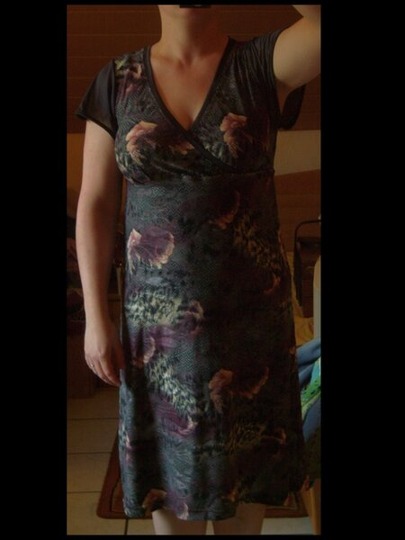 Sommerkleid Experiment