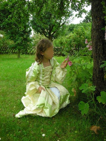 grüne Prinzessin