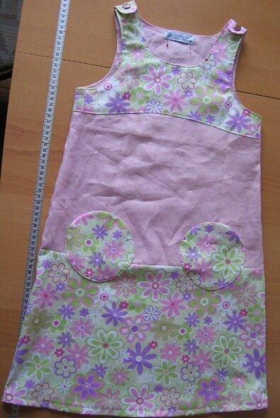 Kleid nach Ottobre 3/2011