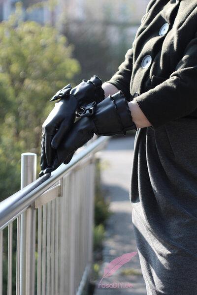 Audrey Hepburn Outfit Teil 3 Handschuhe