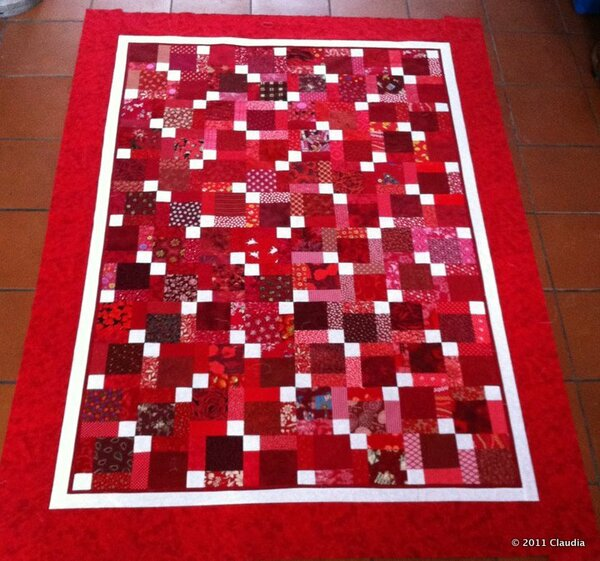 Rot-Tausch-Decke