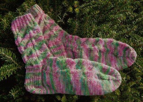 Sansibar-Socken