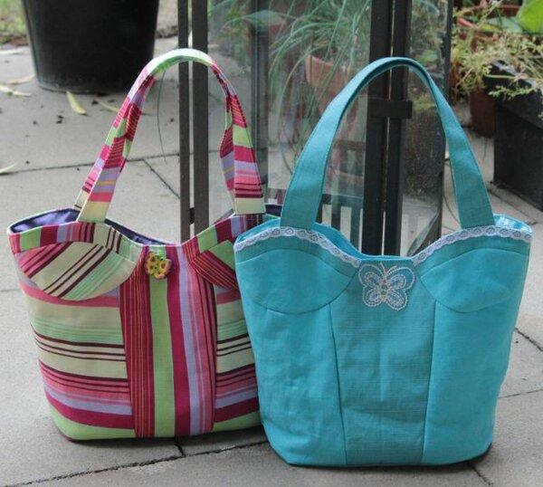 Zickentasche