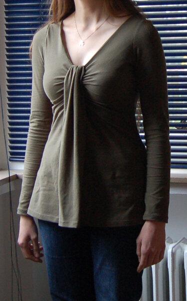 Shirt Burda 113 02/2013