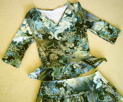 Goldie Blue Shirt