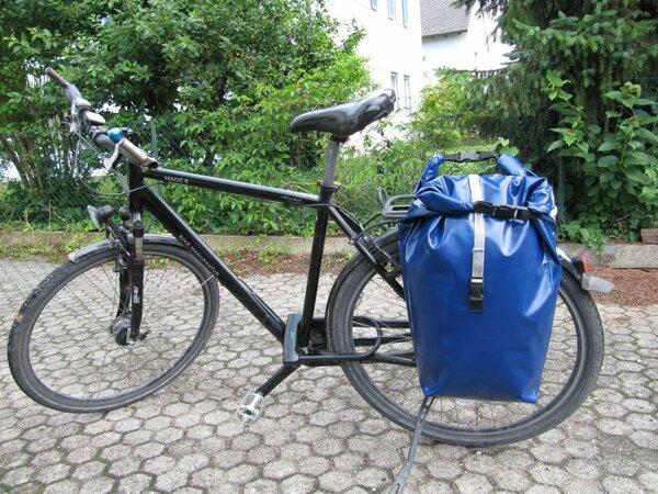Velopacktaschen / Fahrradpacktaschen