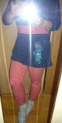 Stars and Stripes Tunika mit Miss Liberty  ;)