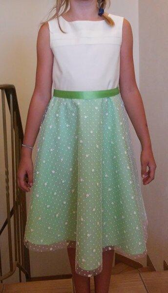 Blumenmädchen - Kleid