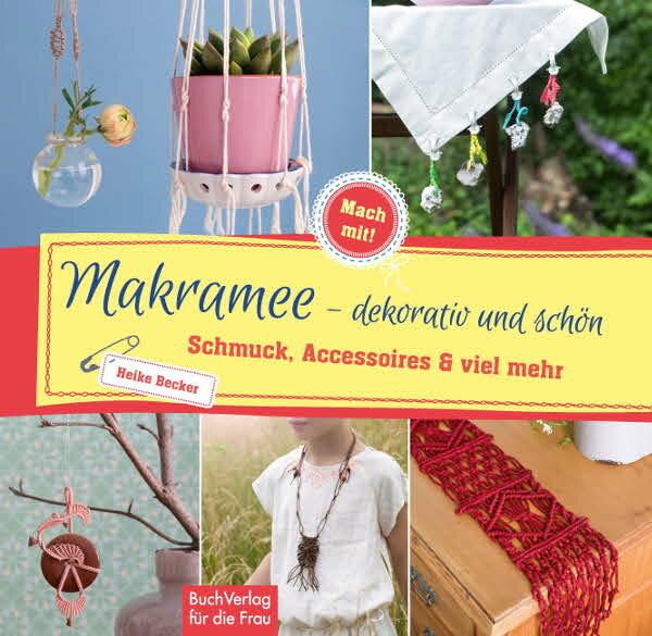 Titel: Markamee - dekorativ und schön, Bild: Verlag für die Frau