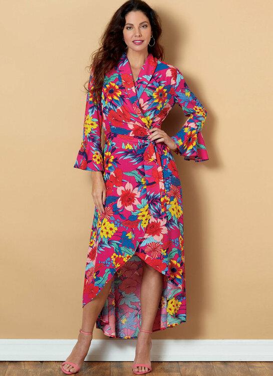 Kleid Butterick B6658, Bild McCalls Company New York