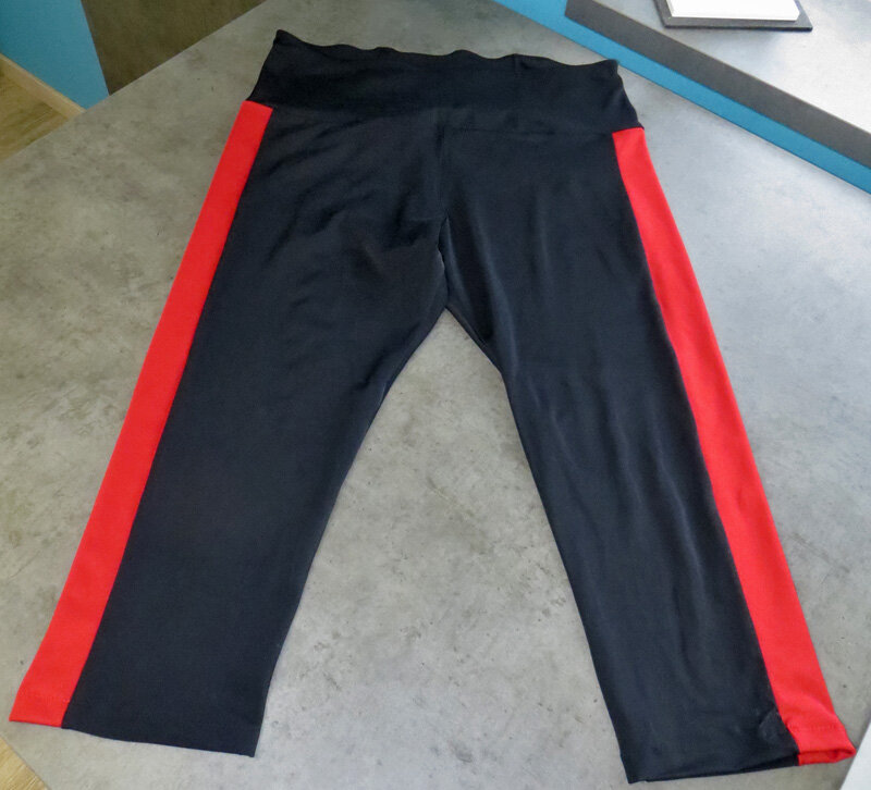 Sportleggings in 3/4 Länge