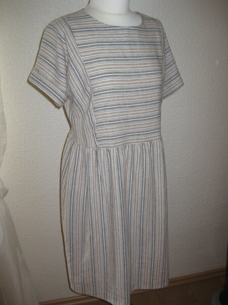 Style Arc Lacey Dress Leinenkleid