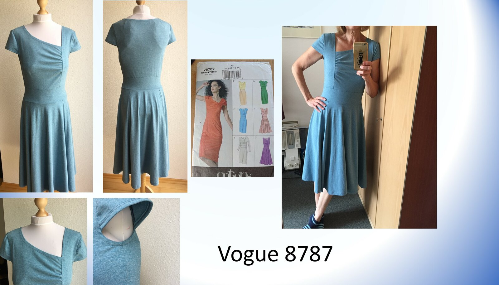 Vogue 8787