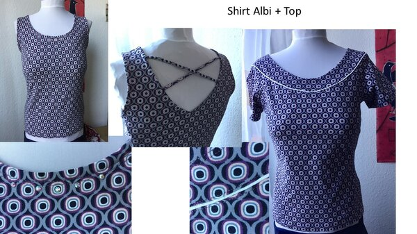 Shirt Albi + Top