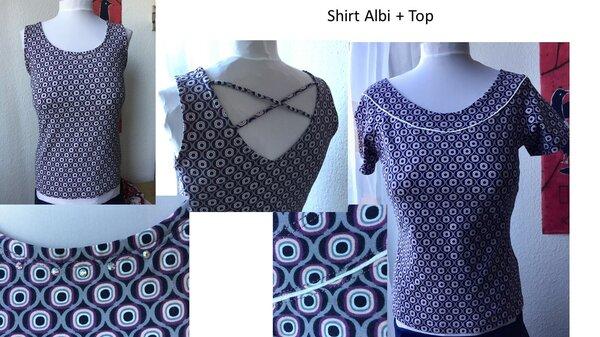 Shirt Albi + Top