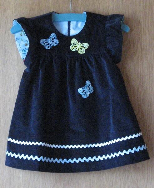 Kleid Gr. 80