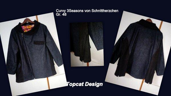 Curvy 3Seasons Schnittherzchen Gr