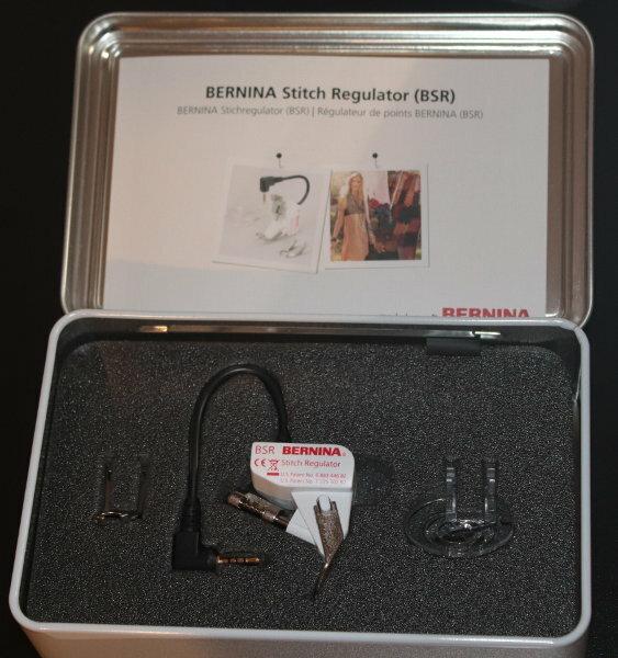 Bernina Stitch Regulator - BSR