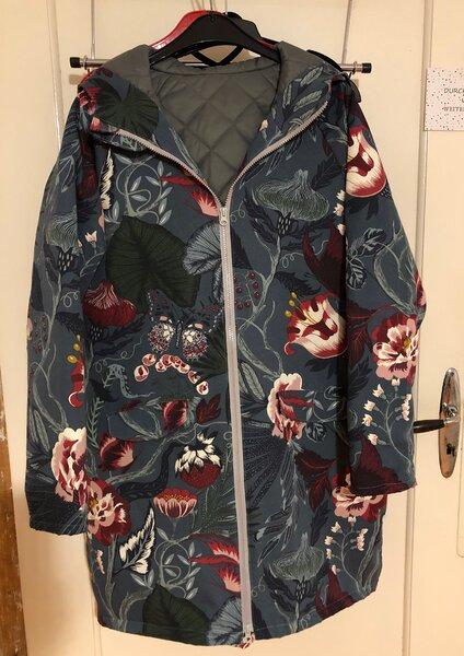 Die Jacke zum Rucksack... ;-)