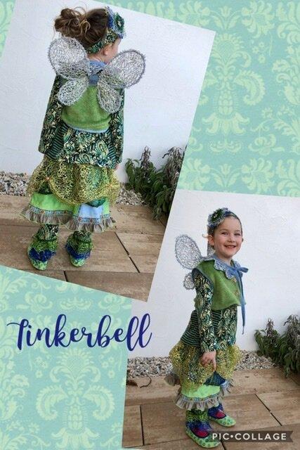 Tinkerbell - meine kleine Elfe