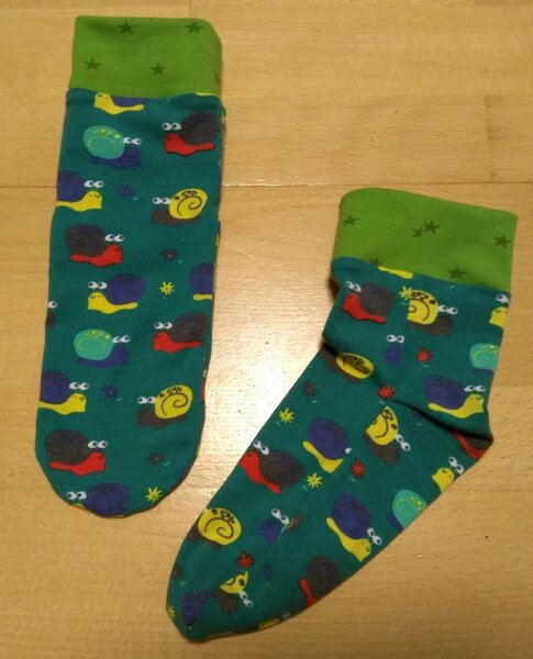 Socken von näähglück
