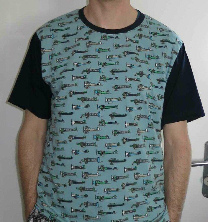 Flieger T-Shirt.JPG
