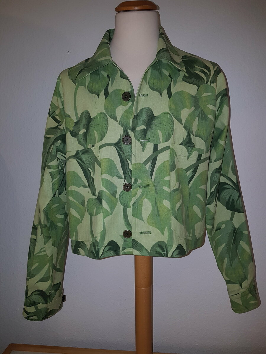 "Sommerjacke ""Palm Springs"""
