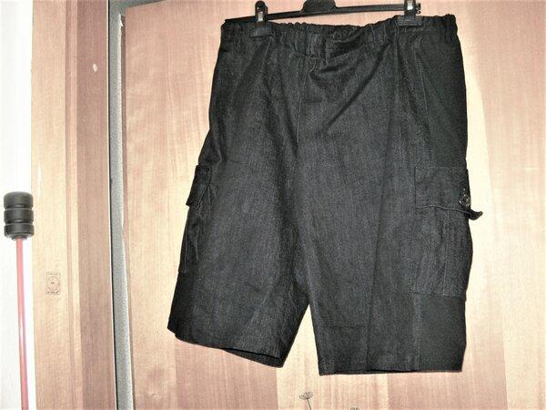 Jeansshorts in Gr. 54